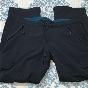 Eddie Bauer fleece lined pant